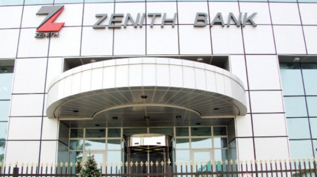 Zenith Bank turns drop in revenue to rise in profit