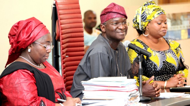 Adebule, Lagos SSG, emerges Ambode's running mate