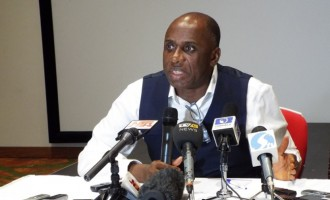 Amaechi: Wike trying to use me to steal Rivers funds