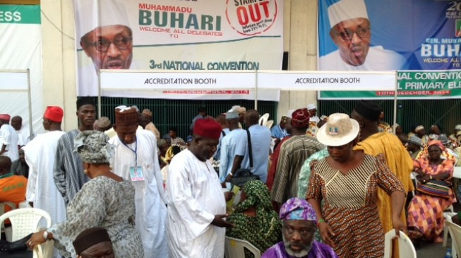 Buhari in early lead over Atiku at APC primary