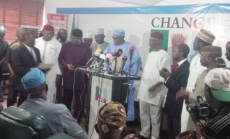 Late choice of Buhari's running mate, 'height of incomptence'