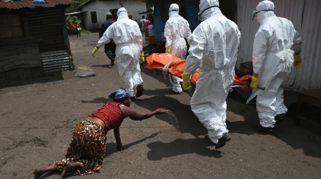 Liberia records second ebola case