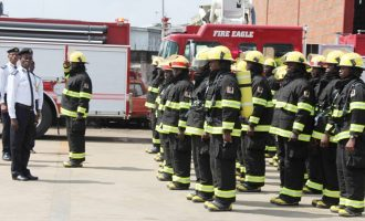 Lagos fire service gets first female acting director after 37 years of existence