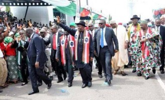 APC: Jonathan, PDP wasted the mandate of Nigerians