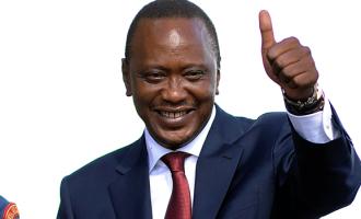 Kenyatta declared winner of controversial rerun election