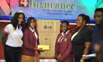 Less than 1% Nigerians have insurance