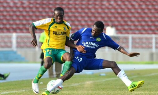 Nigerian league to kick off Sept 20, returns to 38-match format