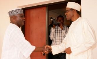 Atiku: May God give Buhari the energy to serve
