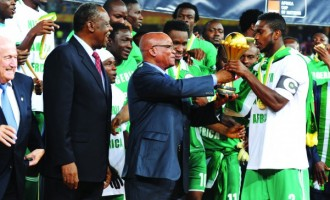 Hayatou: Africa will miss Nigeria at AFCON