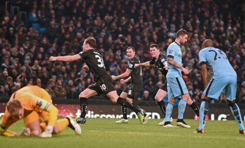 BPL REVIEW: City blow chance to close in on Chelsea