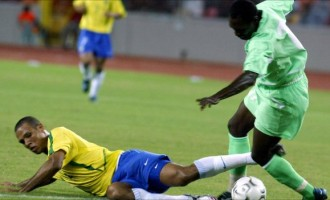 NFF reaffirms Nigeria, Brazil friendly