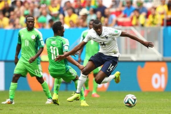 nigeria v france