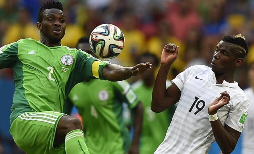 Yobo disappointed with AFCON miss