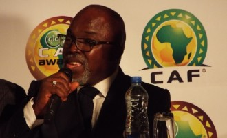 Nigeria backing Hayatou's challenger for CAF presidency, says Pinnick