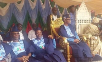 Buhari 'not stoned as alleged by Obanikoro'