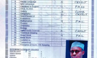 FFK denies forging an email on Buhari's statement of result