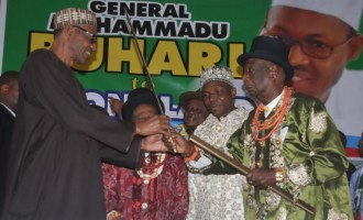 Heal our pains, Ogoni people beg Buhari
