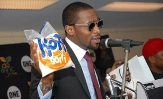 D'banj prescribes agriculture for naira's free fall