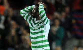 Celtic reject £3m Ambrose bid from Olympiacos