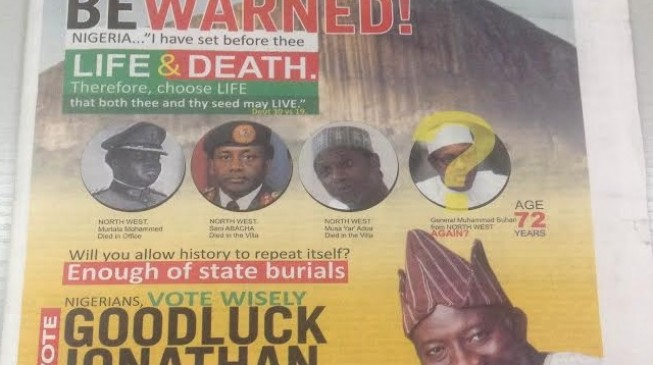 APC petitions IGP over Fayose's 'death-wish' advertorial