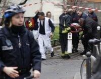 12 killed in Paris terror attack