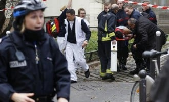 12 killed in Paris terror attack