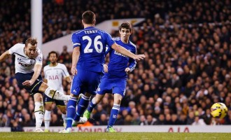 BPL REVIEW: Five-star Spurs stun Chelsea