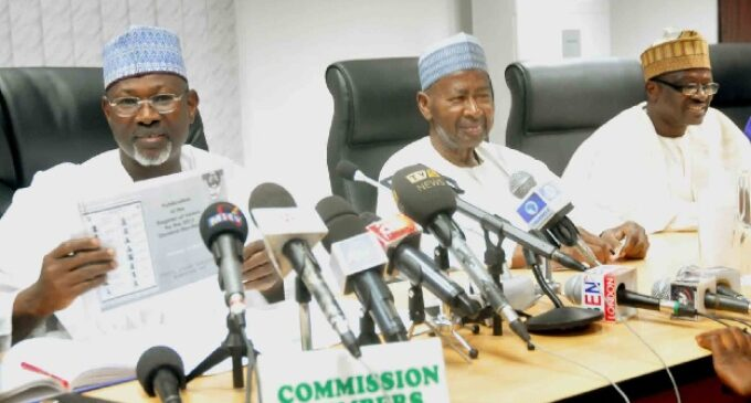 INEC clears 68,833,476 voters for 2015 elections