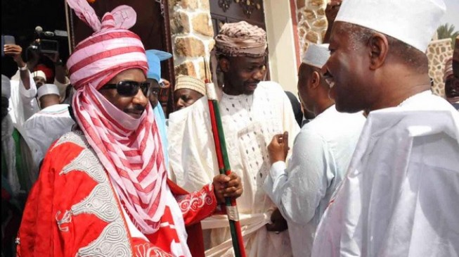 Kano agog for Sanusi's Saturday coronation