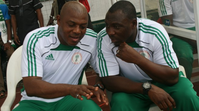 Amokachi: Players need to be patient before moving abroad