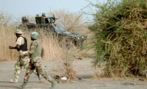 Boko Haram shot me but the military didn't pay N40,000 for my treatment, laments soldier