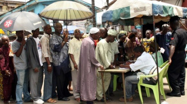 INEC considers fresh voter registration 'for a few days'