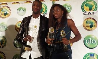 Enyeama loses CAF award to Toure, but Oshoala wins double