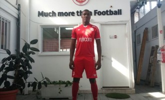 Egwuekwe signs with Hapoel Tel Aviv
