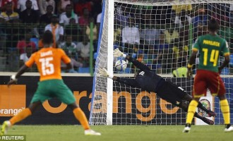 DAY 12 AFCON 2015
