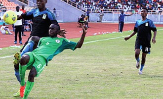 Flying Eagles won't be overconfident, says Garba