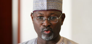 Jega: Buhari has disappointed so many Nigerians
