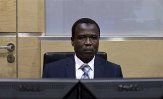 Ugandan Rebel leader Ongwen appears before ICC