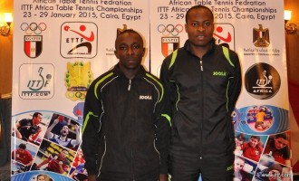 Quadri leads Nigeria to gold