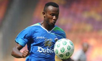 Udoh: I am not in a hurry to leave the Nigerian league