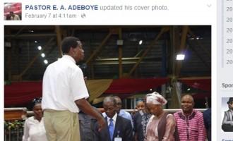 THE QUESTION: Is Adeboye for GEJ or Osinbajo?