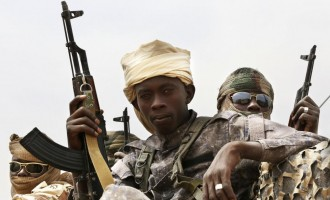 Chadian soldiers 'withdraw' from Nigeria