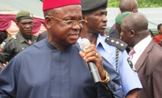 Ebonyi assembly moves to remove Elechi