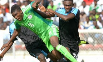 Garba: Playing Ghana will give us competitive edge