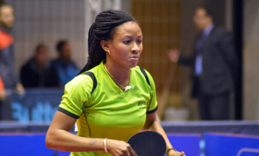 Oshonaike: Why I lost to 19-year-old player at National Sports Festival