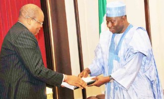 GEJ gets audit report on NNPC's 'missing $20bn'
