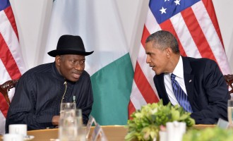 EXCLUSIVE: In his book, Jonathan accuses Obama of interfering in Nigeria's 2015 elections
