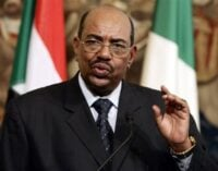 'You can't change government through Facebook' — Sudanese president mocks protesters
