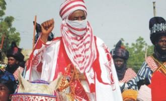 APC leaders flood Sanusi's coronation