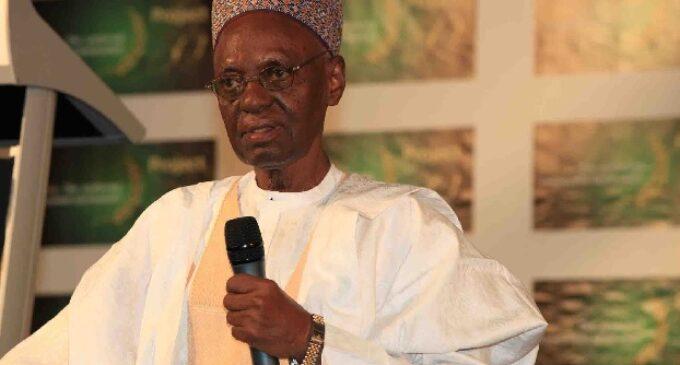 GMB: I toppled Shagari, yet he shows me civility
